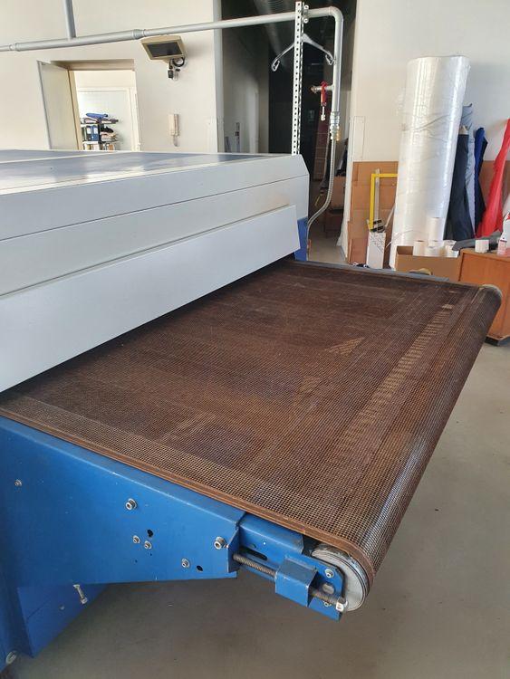 Tesoma LYNX 1100/14 Modular textile gas dryer