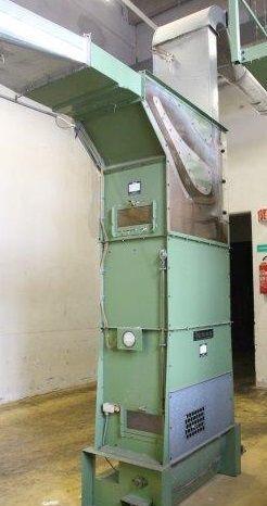 Trützschler ASTA 600 Heavy Particle Separator