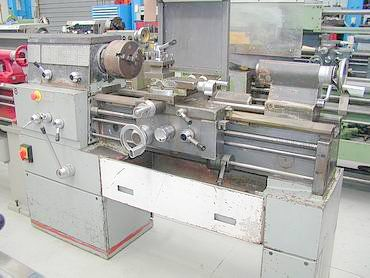 Engine Lathe Max. 1600 rpm CELTIC 14 type NCD