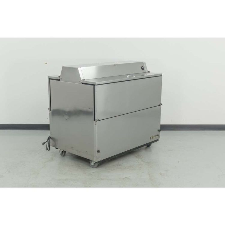 True TMC-49-S-DS Top Milk Cooler