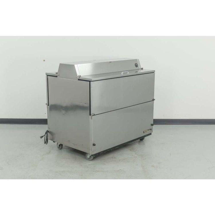 True TMC-49-S-DS Top Milk Cooler