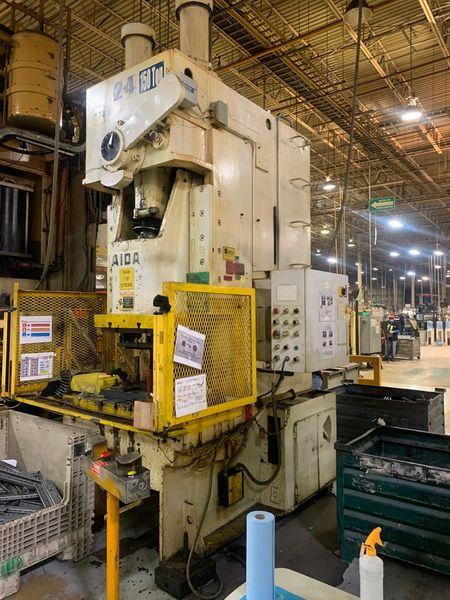 5 Pressmaster 150 Ton