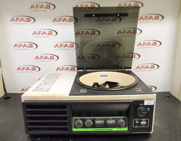 Sorvall RT6000B, Benchtop Refrigerated Centrifuge