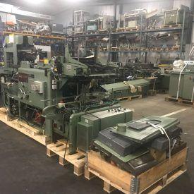 Kolbus EMP 567 Embossing Machine