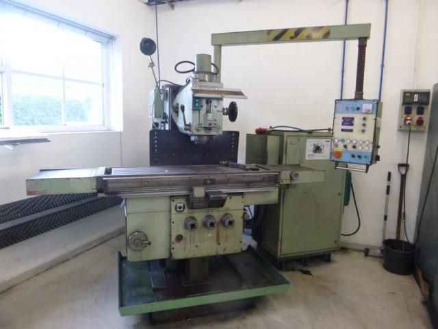 TOS FGS 32/40 Engine Lathe Variable