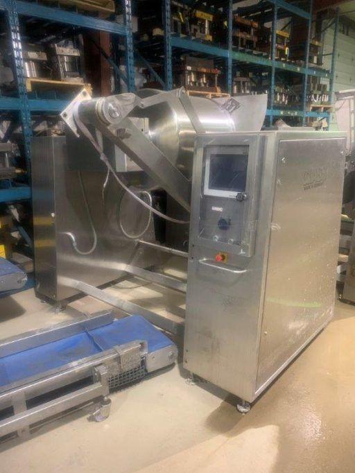 Glass VSM/F 300 Paste Mixer