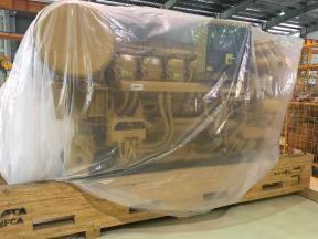 2 Caterpillar 3512C-HD-DITA Marine propulsion engines