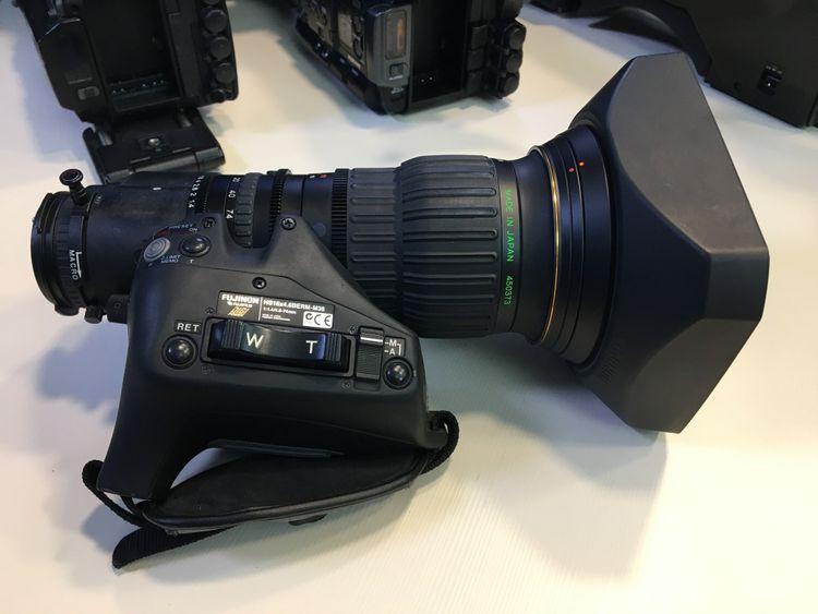 Fujinon HS16x4.6 BERM-M38 Lens