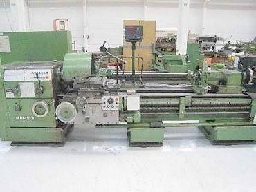 Schaerer Engine Lathe Max. 2240 rpm UD 532