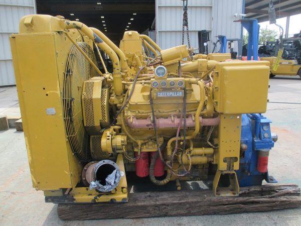 Caterpillar 3408 505HP Diesel Power Unit