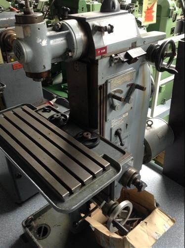 PERRIN Milling machines