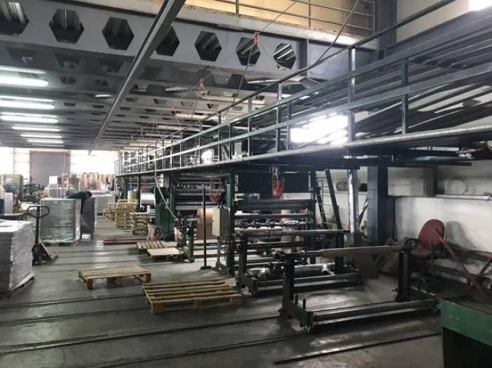Other Corrugating machine 140 x 140 cm