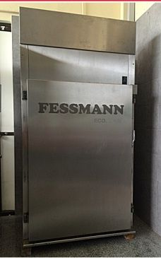 Fessmann Turbomat T1900 ECO.Line Smoke House