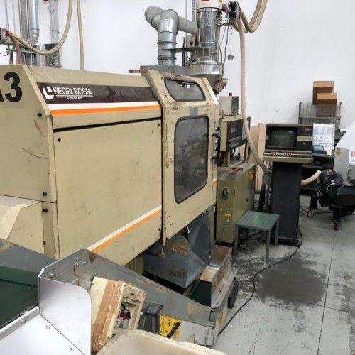 Negri Bossi NB 130, Injection molding machine
