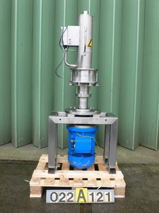 Bran & Lubbe CENTRISOL MC-50 - Continuous reactor
