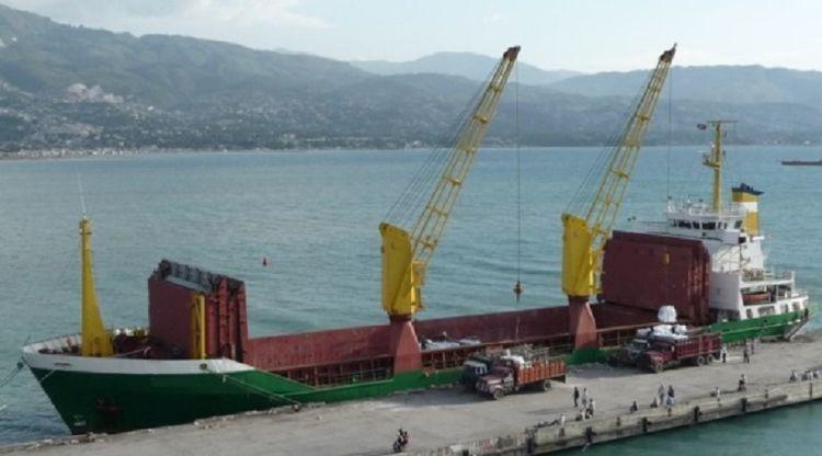 J.J. Sietas General Cargo Container Vessel