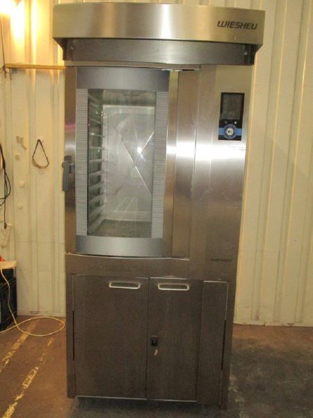 Wiesheu Dibas 64 L Hot air convection oven with floor unit