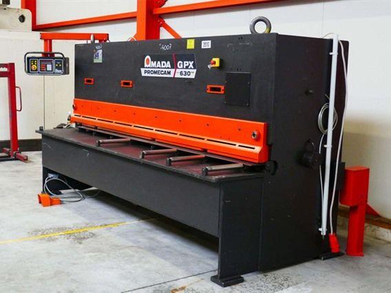 Amada Promecam GPX 3100 x 6 mm CNC