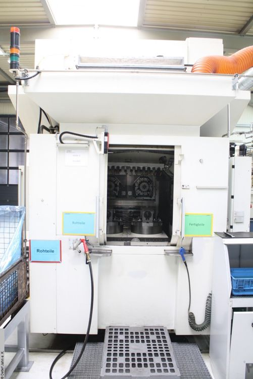Heller MCT 160 4 Axis
