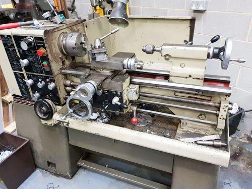 "Harrison Engine Lathe 3000 rpm VS330TR 13"" x 25"""