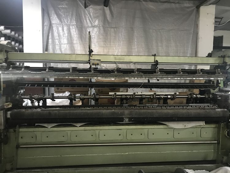 Liba Raschel knitting 330 Cm