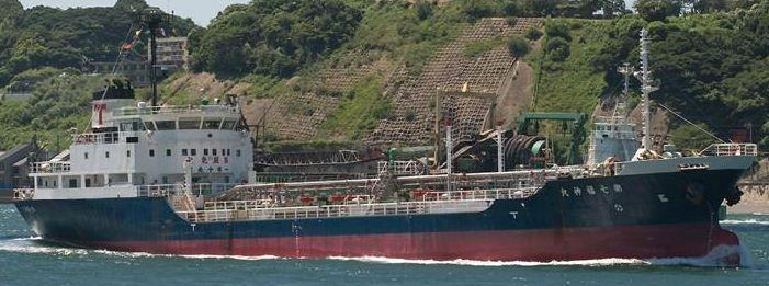Hakata Zosen Double Bottom Oil Tanker DWT abt 3200