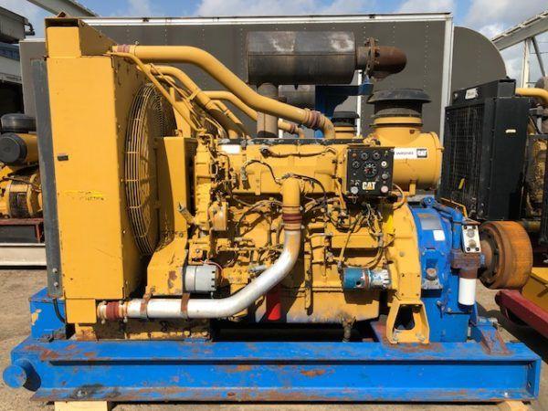 Caterpillar C18 ACERT Tier 3 Diesel Power Unit Diesel Power Unit 630HP