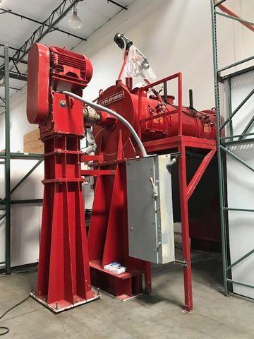 Littleford FKM-3000-D High-shear Mixer