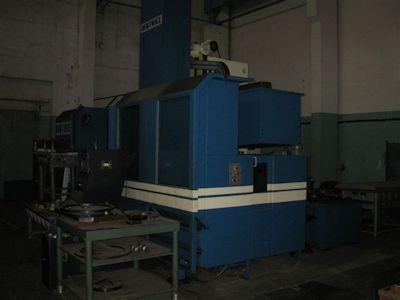 Berthiez LVT 125 Vertical lathes - singlecolumn