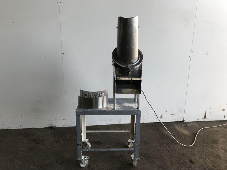 NNP crumbing machine bread crumber
