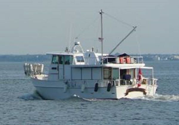 Barney's Boats Inc Wood/Fiberglass Trawler Gross tonnage: 30 tons