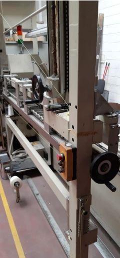 Vega ELM Drawing-in machine