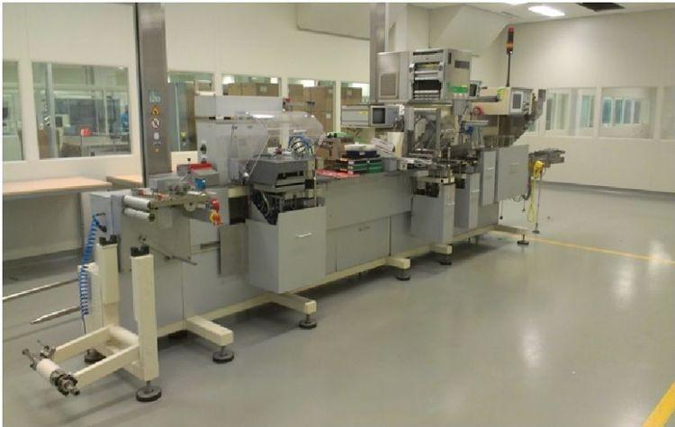 KLOCKNER CP10  Blister machine