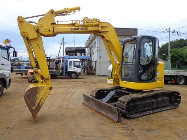 Sumitomo SH75X-3 Excavator