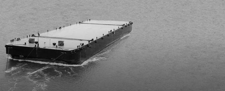 Deck Cargo Barge 393ft