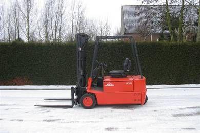 Linde E16S 1,6 ton 1600 kg.
