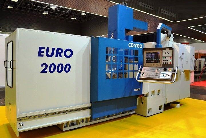 Correa EURO 2000 Vertical 10000 rpm