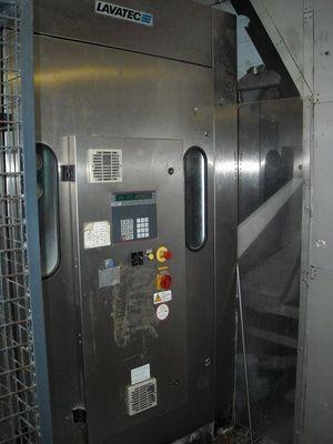 Lavatec LP571 single stage membrane press