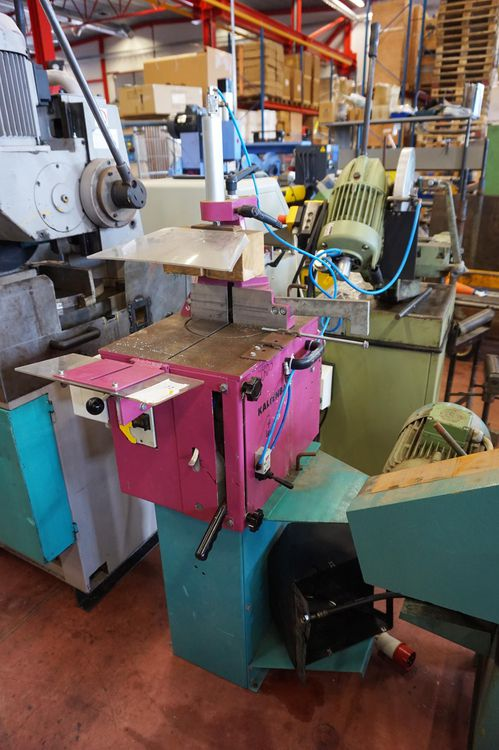 Kaltenbach TL350 Vertical Band Saw Semi Automatic