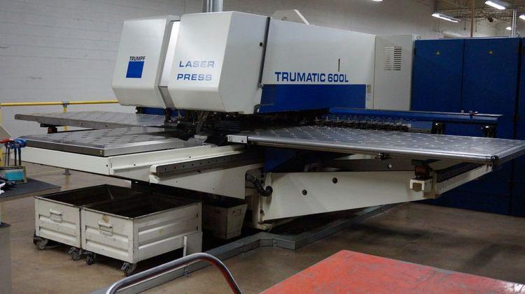 Trumpf TC600L 25 Ton