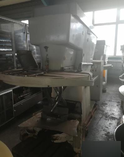 Diosna W401A Wendel mixer