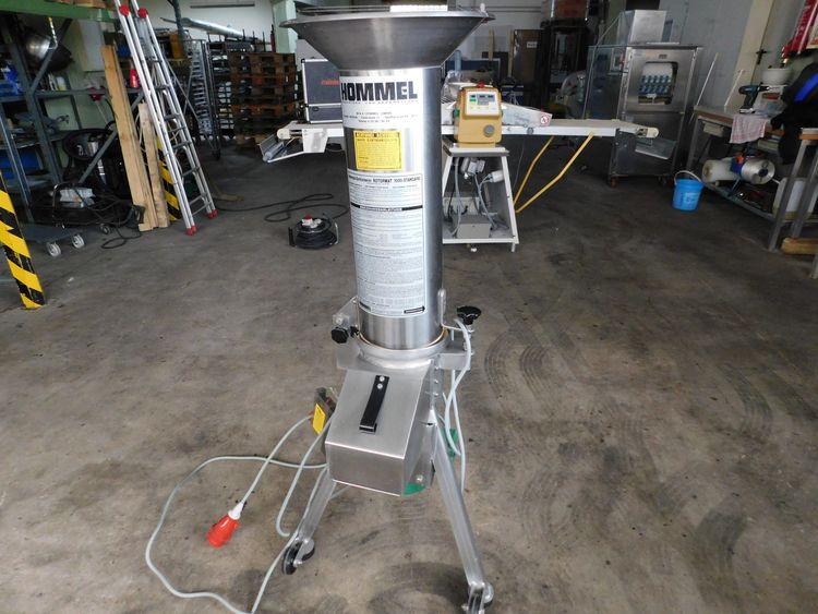 Hommel Rotormat 1000 bread grinder