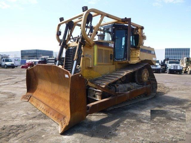 Caterpillar D7R II Track Buldozer