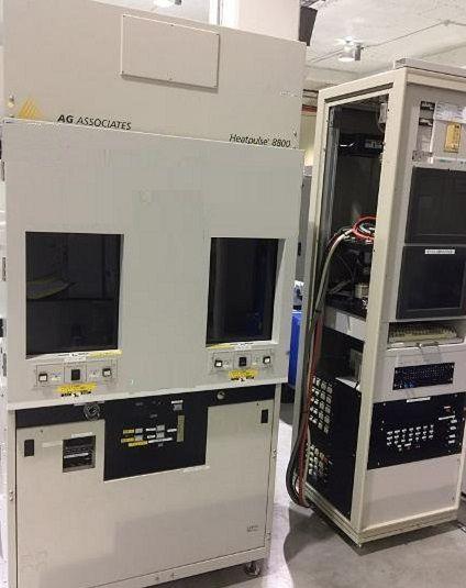 AG Associates HeatPulse 8800 RTP