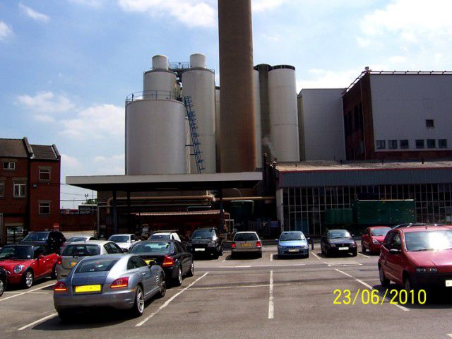 Complete Brewery  1 Million Hl capacity