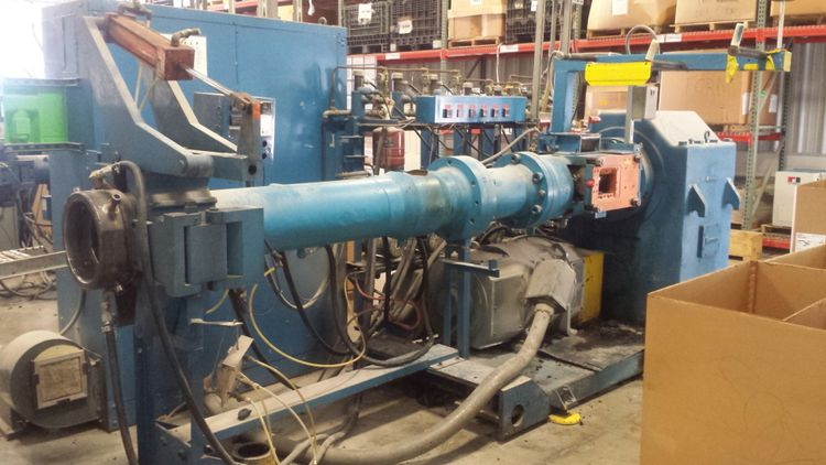 Monsanto, Troester Extruder Cold Feed
