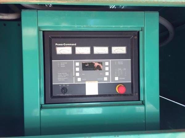 QSM11 Diesel Generator Set 300KW 300