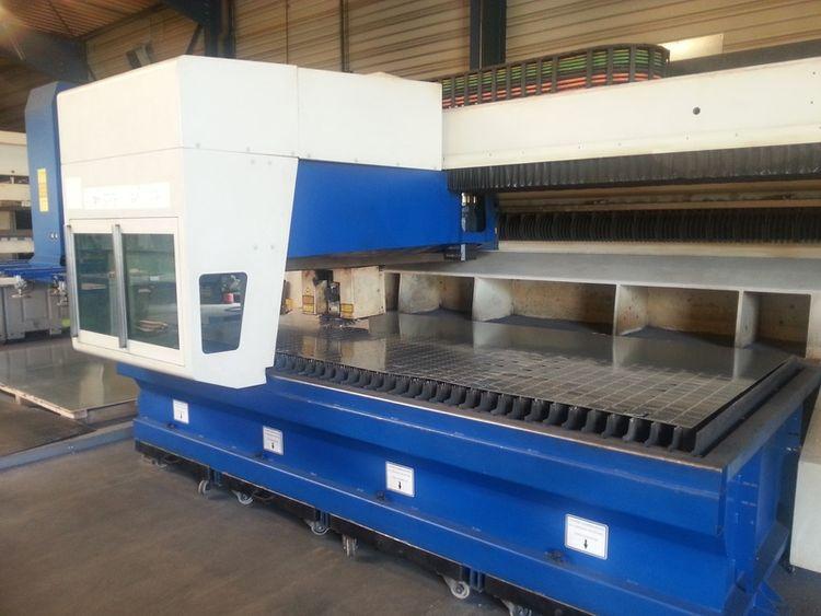 Trumpf TLF2030 CNC Control