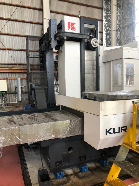 "Kuraki AKB-13 - Horizontal Boring Mills (Table) 5.12"" 3000 rpm"