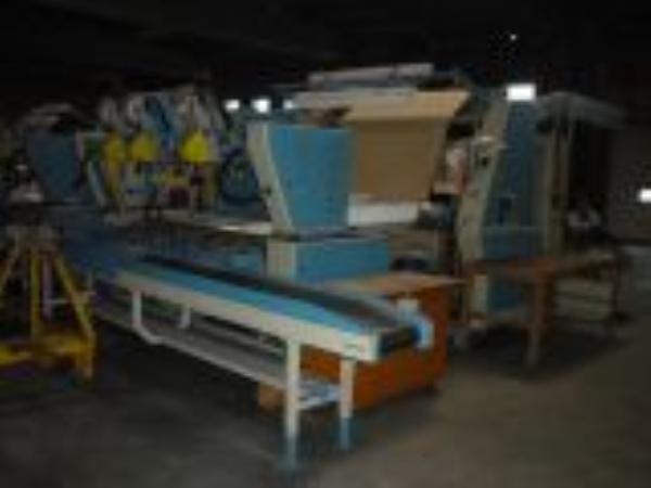 La meccanica Inspecting Line